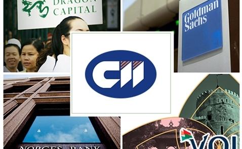 CII sắp nới room ngoại lên 70%