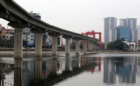 Việt Nam ký vay Trung Quốc thêm 250 triệu USD làm đường sắt đô thị