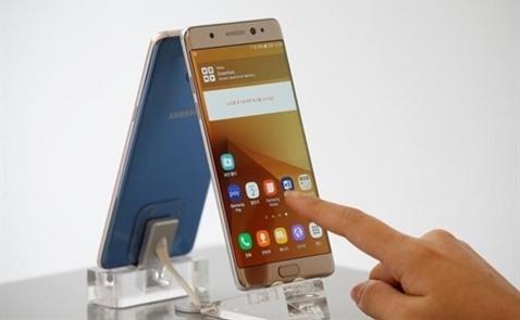 Samsung mất 22 tỷ USD vì cơn ác mộng Note 7