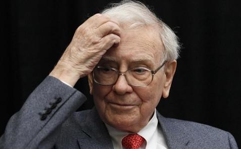Warren Buffett mất 1,4 tỷ USD sau 1 đêm vì cổ phiếu Well Fargo