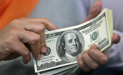 USD tiếp tục giảm sau số liệu kinh tế yếu kém