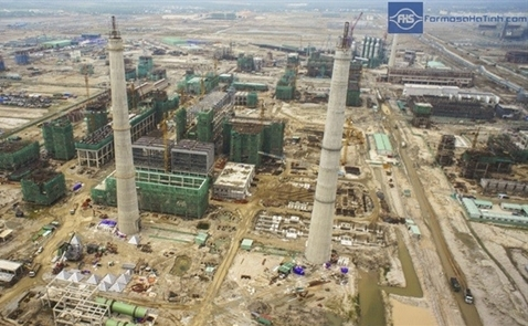 Miễn nhầm hàng trăm tỷ đồng thuế cho Formosa