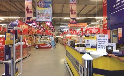 Ai giúp hàng ngoại đẩy hàng nội ra khỏi siêu thị?