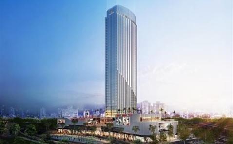 Vingroup khởi công tòa tháp cao nhất duyên hải Bắc bộ