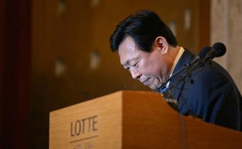 Chủ tịch tập đoàn Lotte bị cơ quan công tố Hàn Quốc triệu tập