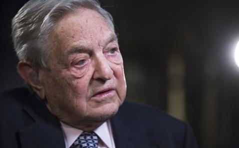 Tỷ phú George Soros cam kết dành 500 triệu USD giúp đỡ người tị nạn và di cư