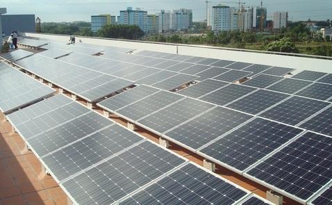 Nhà đầu tư điện mặt trời trông chờ cơ chế giá điện