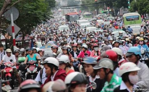 """Economist cũng bàn chuyện """"cấm xe máy"""" tại Việt Nam"""