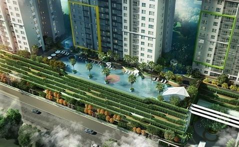 Đại gia Singapore chi 52 triệu USD mua dự án căn hộ tại TPHCM