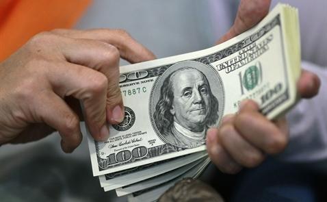 USD tăng so với euro do lo ngại về Deutsche Bank
