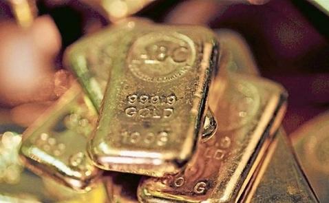 Giá vàng giảm khi USD và chứng khoán mạnh lên