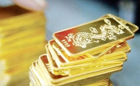 Giá vàng lao dốc, về sát mốc 36 triệu đồng