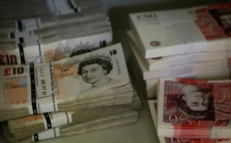 Bảng Anh có đợt giảm giá dài nhất từ 1984