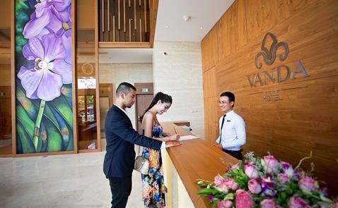 Vanda Hotel giảm 15% giá phòng