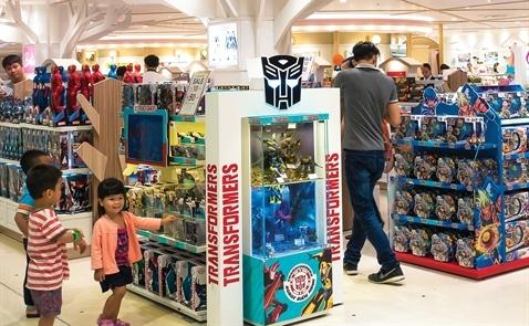Cơ hội nào cho đồ chơi Việt?