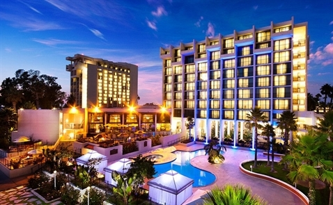 Tập đoàn khách sạn lớn nhất thế giới sáp nhập Starwood