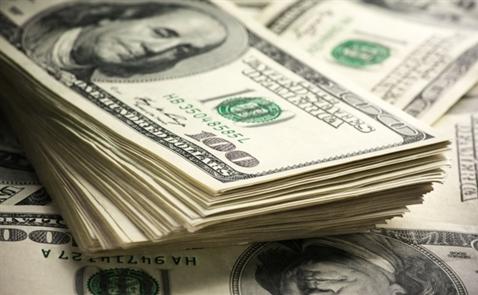 USD tăng sau số liệu sản xuất tích cực của Mỹ