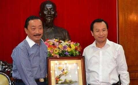 Tỉ phú Malaysia Vincent Tan đầu tư vào Đà Nẵng