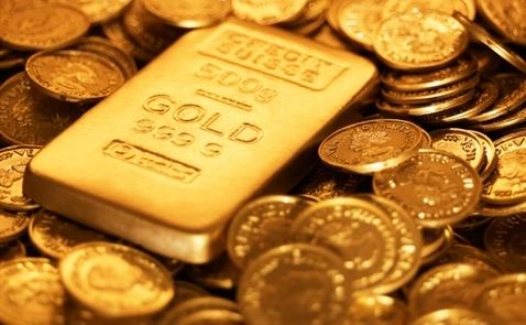 Giá vàng giảm mạnh nhất 15 tháng