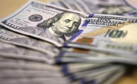 USD lên cao nhất một tháng so với yên