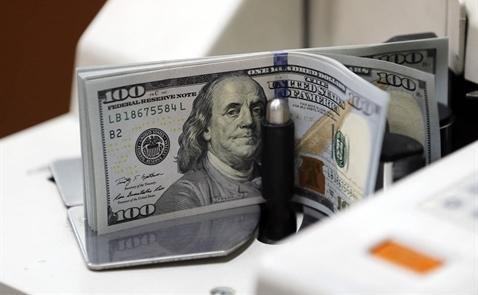 USD lên cao nhất 2 tháng trước thềm báo cáo việc làm
