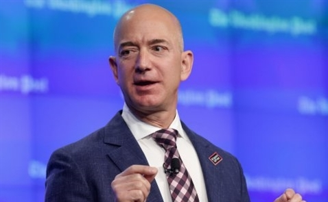 Bí quyết đối mặt với rủi ro của tỷ phú Jeff Bezos