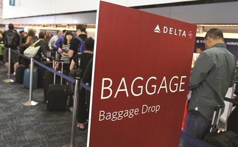 Sắp đến lúc khỏi lo mất hành lý trên máy bay