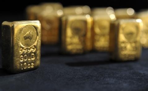 Vàng xuống dưới 1.250 USD/ounce - cơ hội mua vào