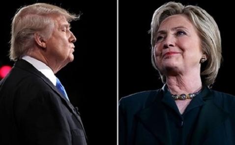 Trump - Clinton chuẩn bị tranh luận trực tiếp lần hai