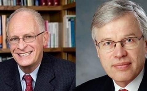 Hai giáo sư gốc Anh, Phần Lan nhận Nobel Kinh tế 2016