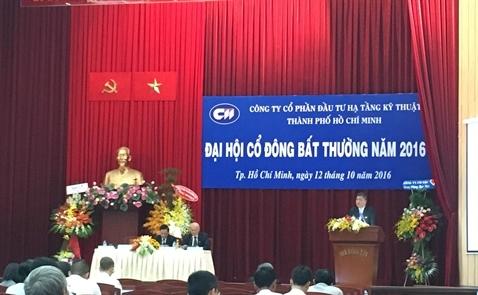 Ông Lê Quốc Bình: CII khó hoàn thành kế hoạch kinh doanh 2016