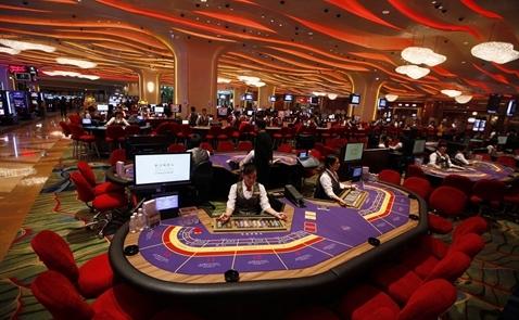 Ngành casino châu Á thiệt hại nặng vì Trung Quốc