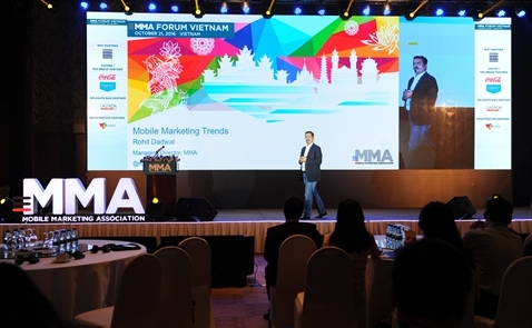 Diễn đàn Mobile Marketing Việt Nam lần 5: Tiếp thị di động, mở lối thành công