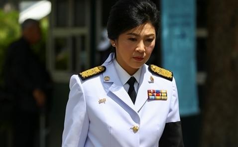 Cựu thủ tướng Yingluck bị phạt gần 1 tỷ USD