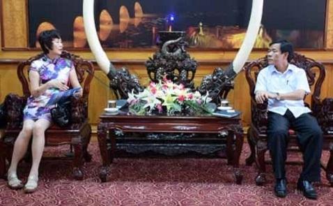 Doanh nghiệp Trung Quốc muốn xây nhà máy kẽm ở Chân Mây-Lăng Cô