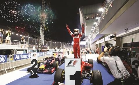Đường đua F1: Cỗ máy kiếm tiền