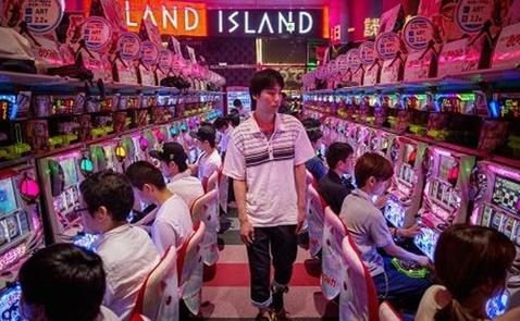 Kinh tế gặp khó, Nhật tính mở casino