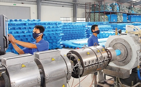 Nhựa Bình Minh 9 tháng lãi 663 tỷ đồng, vượt 10% kế hoạch năm