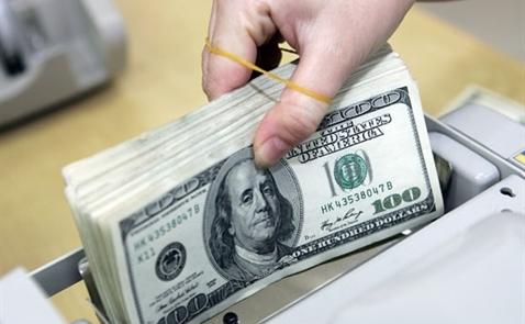USD tăng giá so với yen, euro giữ giá