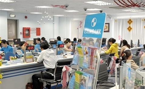 Kết quả kinh doanh của Eximbank vẫn sa sút