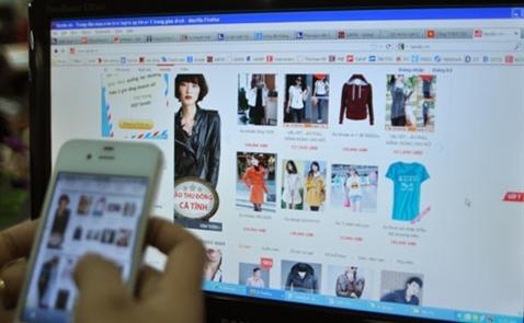 Thương mại điện tử Việt đặt mục tiêu 10 tỷ USD