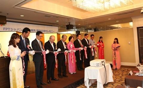 FPT Nhật Bản cán mốc doanh thu 100 triệu USD sau 10 tháng
