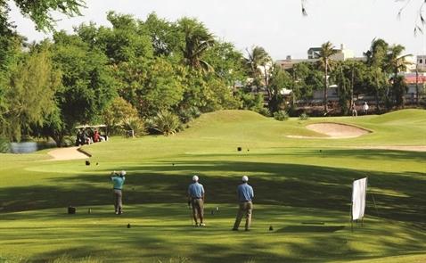 Tiềm năng du lịch golf