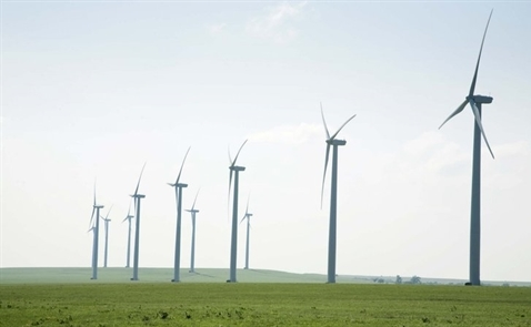 Công ty Ireland rót 2,2 tỷ USD vào ngành điện gió Việt Nam