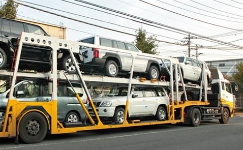 Doanh số bán ô tô tăng 33% trong 10 tháng