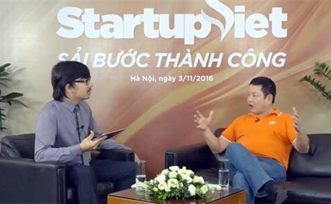 Nền tảng thành công cho startup là hướng ra thế giới