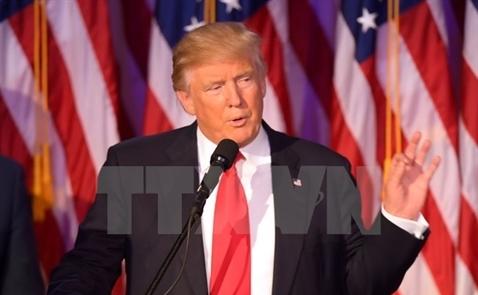 Quốc hội Mỹ sẽ không bỏ phiếu về TPP trước khi ông Trump nhậm chức