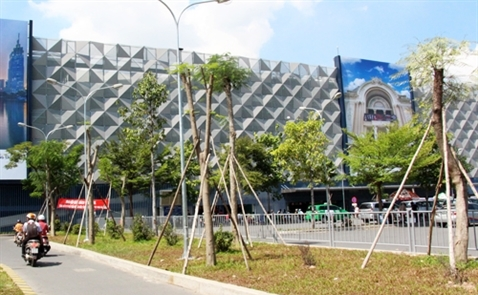 Sân bay Tân Sơn Nhất có bãi xe 550 tỷ đồng