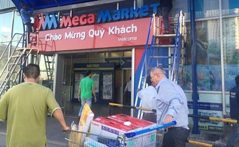 Metro Việt Nam đổi tên sau khi về tay người Thái