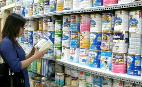 Bộ Công thương chính thức quản lý giá sữa từ năm 2017